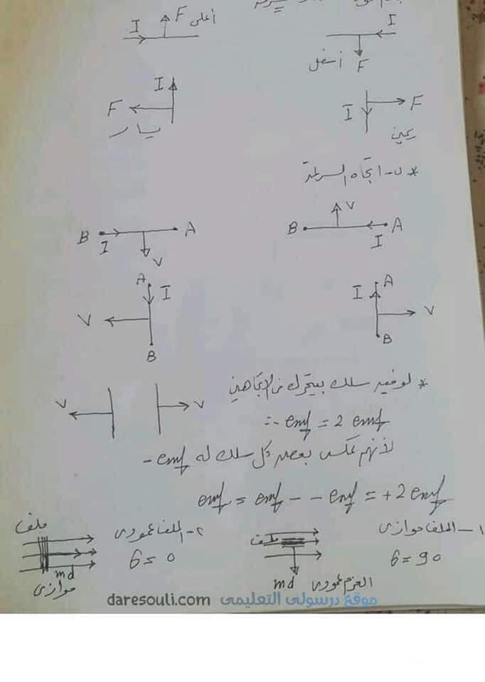 لطلاب الثانوية العامة.. ملخص تريكات الفيزياء اللي لازم تركز عليها 7