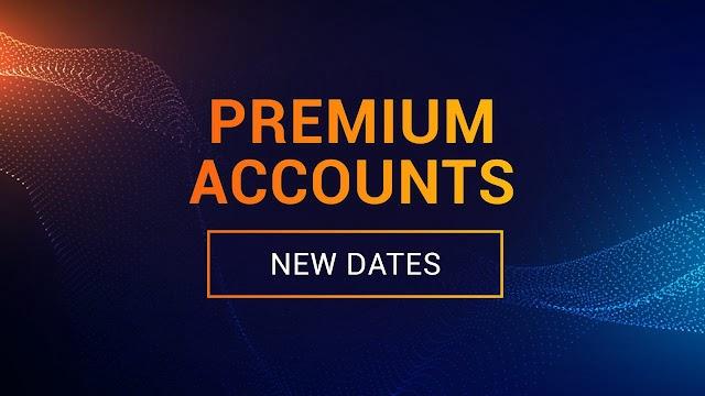 Free Porn +18 Accounts Premium Sites