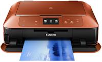 Driver Setup Canon MG7570 Printer