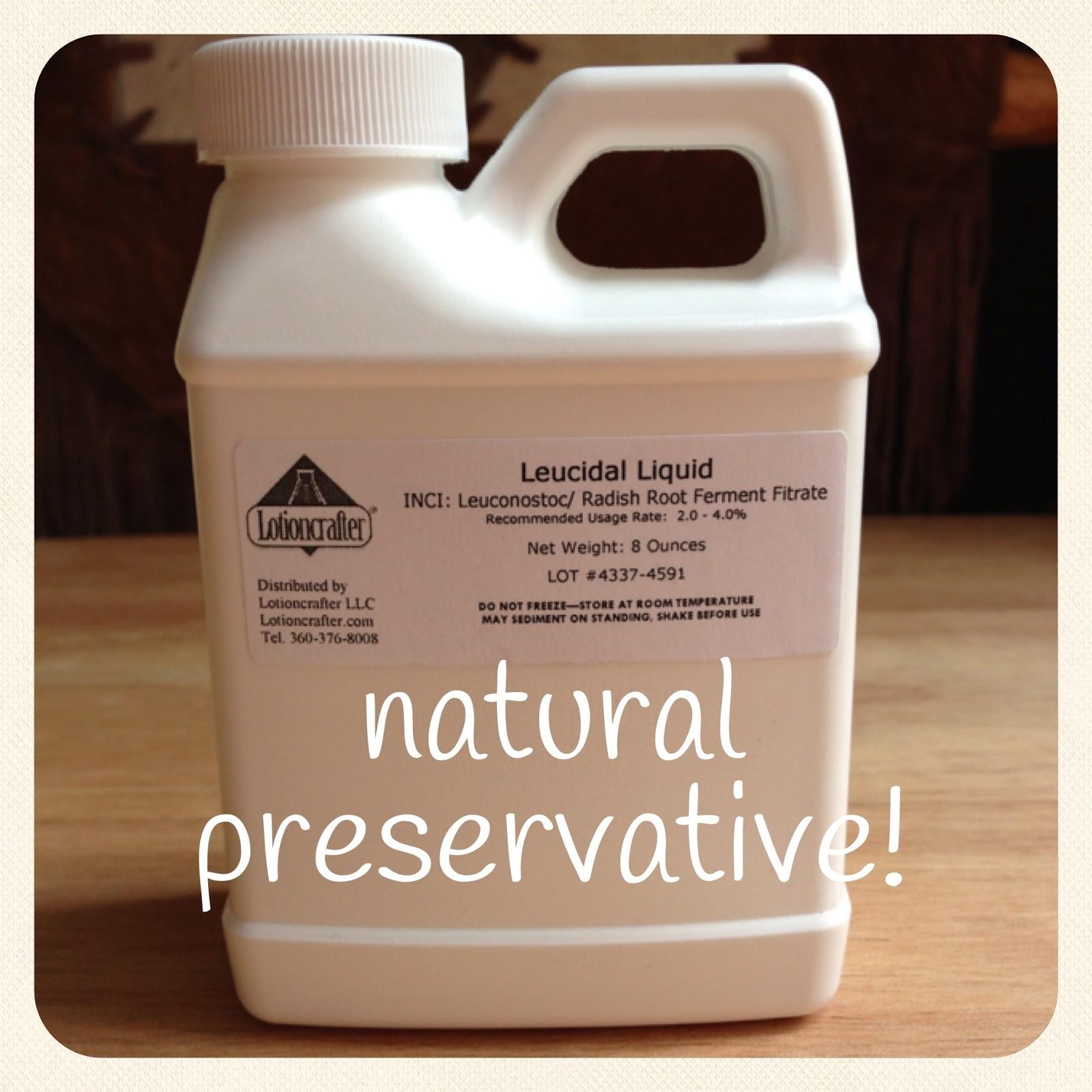 Leucidal® Liquid Natural Preservative