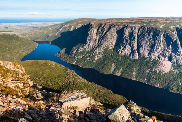 Gros Morne National Park Of Canada