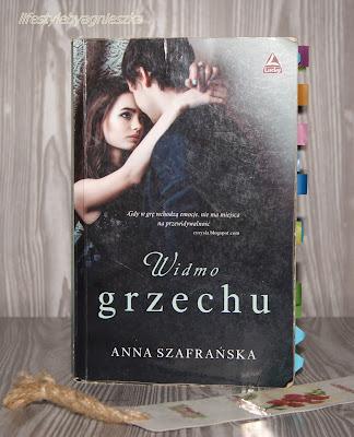 """Książkowa Sobota - Anna Szafrańska """"Widmo grzechu"""""""