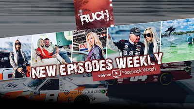 A new episode will be live every Monday and Thursday, and listeners can stream the episodes on Facebook Watch, YouTube, IGTV, Spotify and Apple Music. #nascar