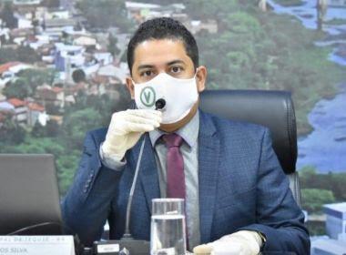 Jequié: Presidente da Câmara testa positivo para Covid-19