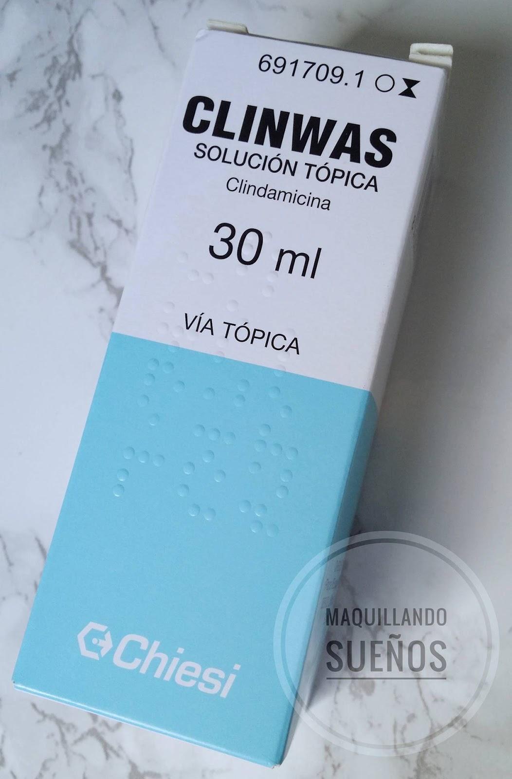 Antibiotica para granos crema