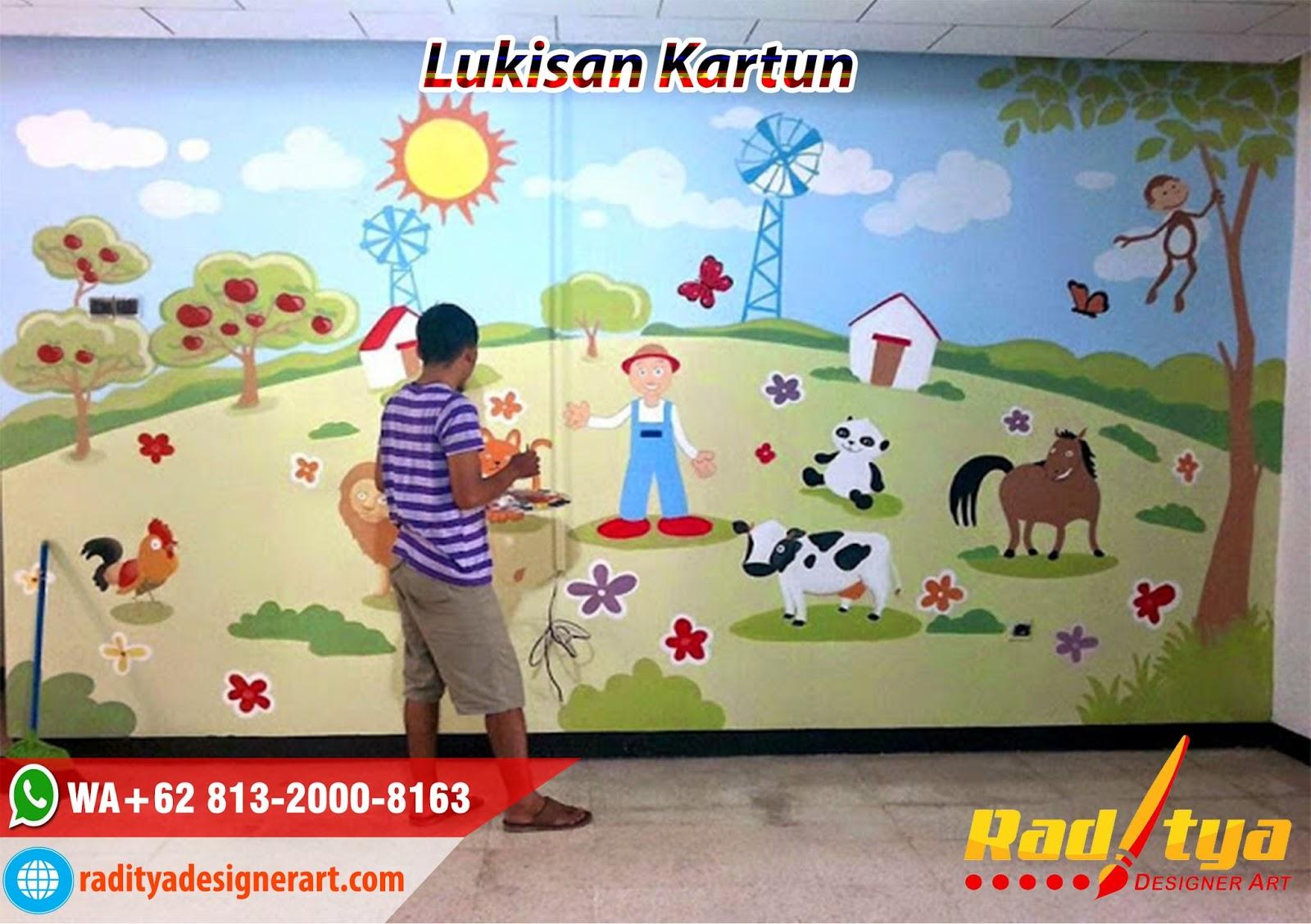 Ingin Dinding Kamar Anak Anda Lebih Indah Hubungi Kami Lukisan Kartun Wa 62 813 2000 8163 Lukisan dinding kamar anak