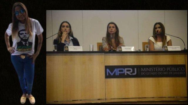 MP não é o mesmo, com preferência de Promotora do Caso Marielle por Bolsonaro