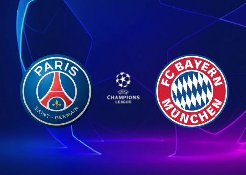 PSG vs Bayern Munich -Highlights 13 April 2021