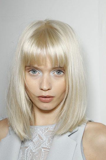 Blonde Platinum Hairstyles Learn How You Can Get The