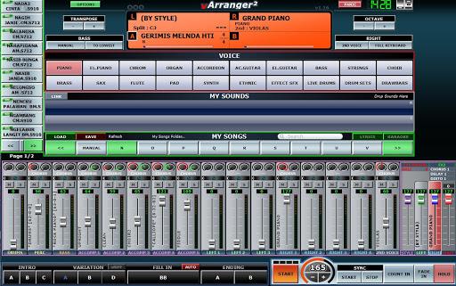 Memainkan Style Yamaha Di Laptop Menggunakan Aplikasi Varranger2 Serasa Keyboard Sungguhan