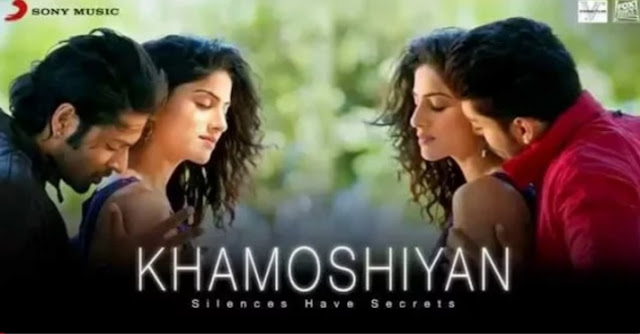 khamoshiyan lyrics
