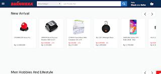 Situs Toko Online bhinneka yang Bisa Bayar Ditempat atau COD di Indonesia