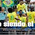 Jornais argentinos se rendem ao 'favorito' Brasil e Neymar: 'Deixou de jogar para clipes de patrocinadores'