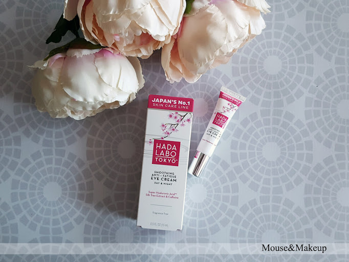 Hada Labo - Smoothing Anti-Fatigue Eye Cream