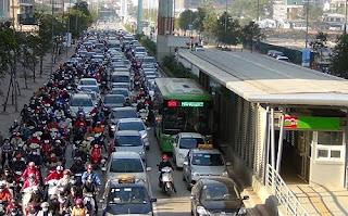 BRT thực sự đã hiệu quả ?