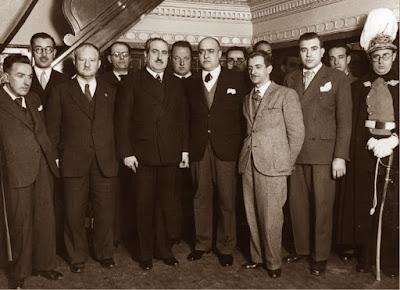 Previa de las simultáneas de Capablanca, Barcelona 1935