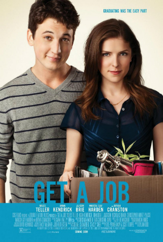 Get a Job [2016] [DVDR] [NTSC] [Latino]