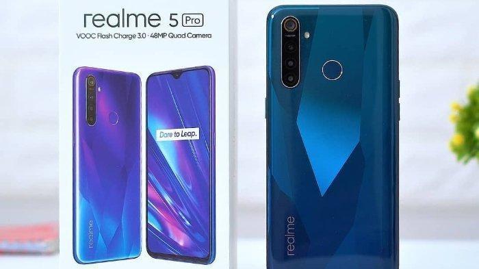 Harga Realme 5 PRO Di Tahun 2021 Terbaru