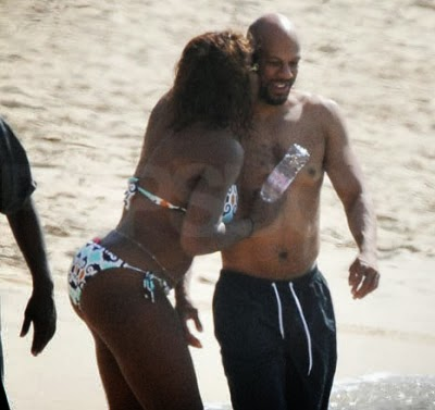 Serena Williams Boyfriend 2013 All Tennis Play...