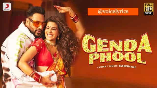 Genda Phool Lyrics in Hindi