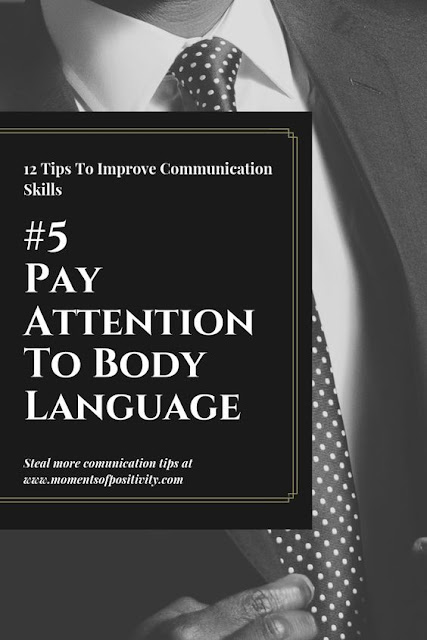12 Tips To Improve Communication Skills.moments of positivity