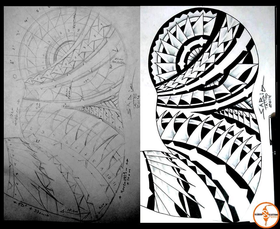 Maori Tattoo Braco Desenho Best Tattoo Ideas