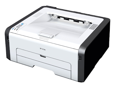 Ricoh SP-213w Review and Driver Download