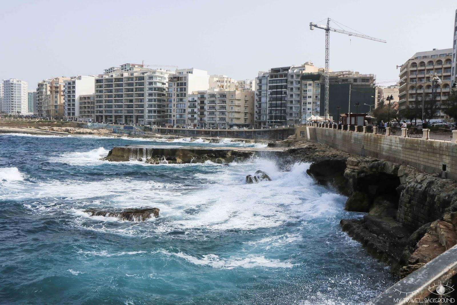 My Travel Background : les incontournables de Malte, Île de Malte (partie 1) - Sliema