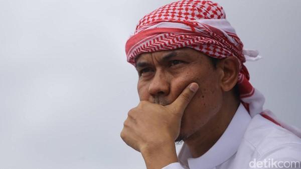 Berang Munarman Usai Relawan Banjir Eks FPI Ditertibkan Polisi