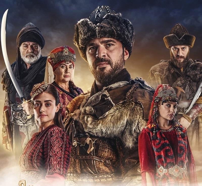 O Grande Guerreiro Otomano ou Diriliş: Ertuğrul