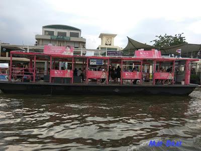 Chow Phraya River Cruise Boat