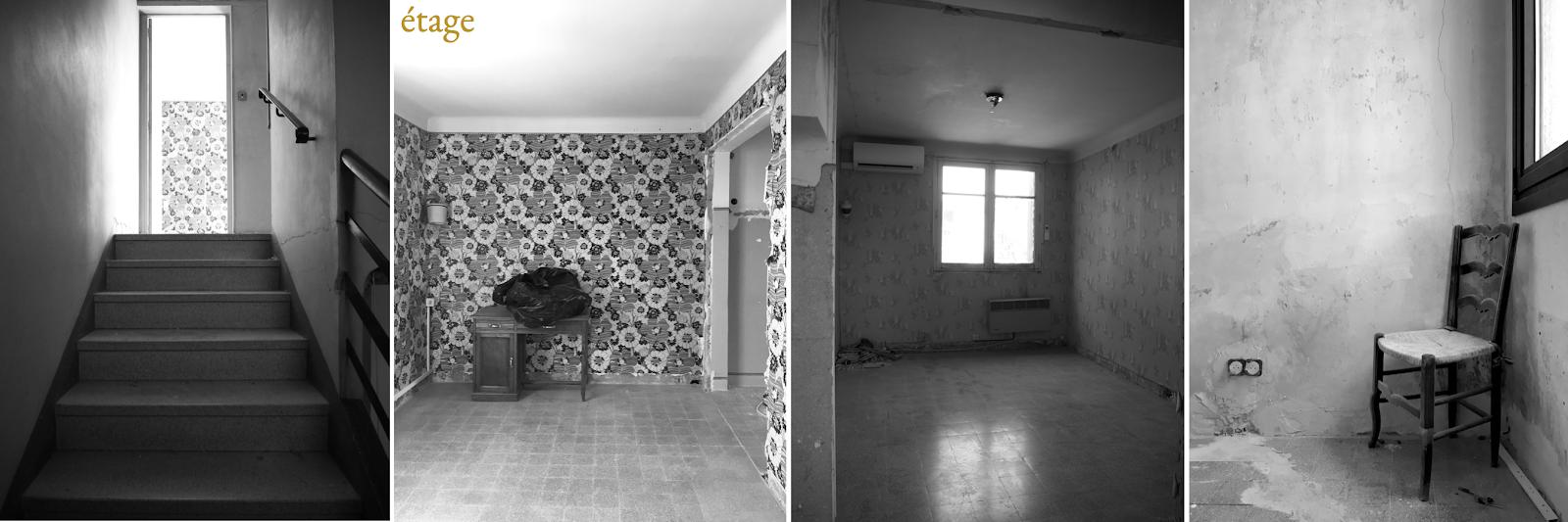 décoration d'intérieur - aix en provence - ilaria fatone- maison paulette - avant étage