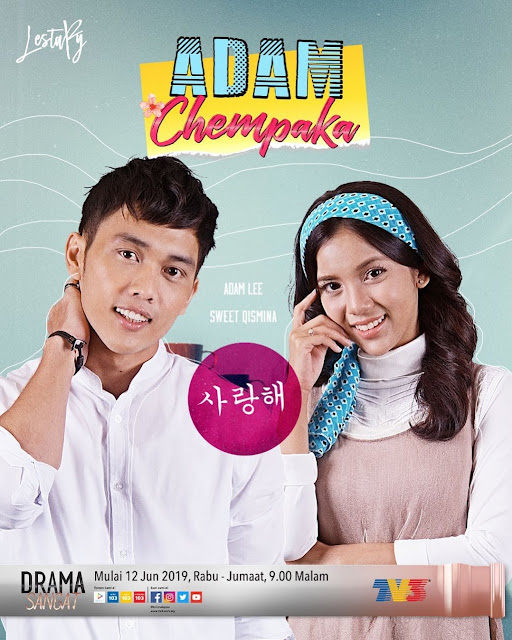 Drama Adam Chempaka episod tv3