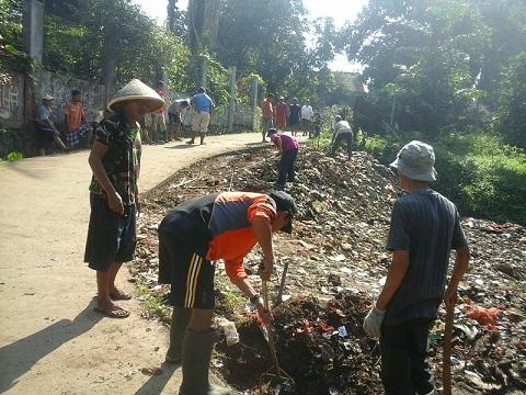 Bojongsari Baru Canangkan Kampung Bebas Narkoba dan Sampah