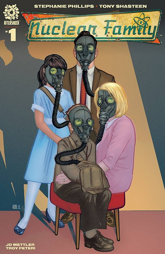 Cover of Nuclear Family #1