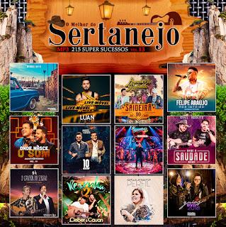 MP3 – O Melhor do Sertanejo – Vol.13