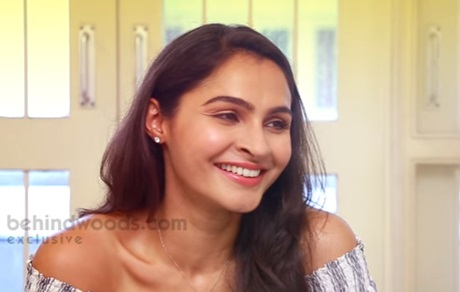 """Director asked me to kick that thing…"" – Andrea Jeremiah on Taramani & much more 