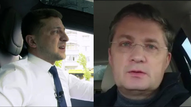 Кондратюк на пряму звернувся до Зеленського: Володя, у мене є 100% формула щоб зупинити війну Донбасі. Перше що потрібно…