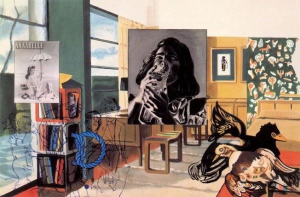 """""""La simulación en el arte """" por Jean Baudrillard"""