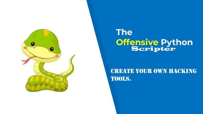 Slash Offensive Python Scripter