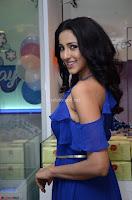 Priya Shri in Spicy Blue Dress ~  Exclusive 33.JPG