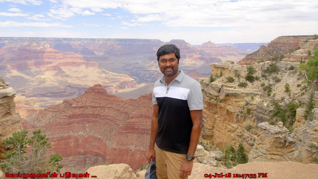 South Rim Viewpoints Grand Canyon