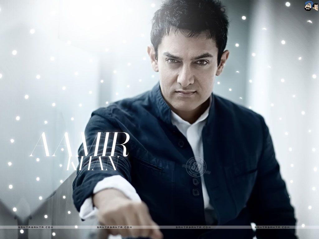 Aamir Khan Dashing Look