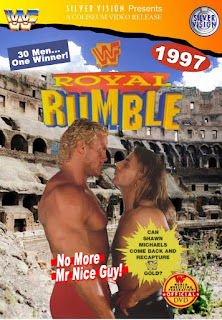 WWF / WWE Royal Rumble 1997 - Event poster