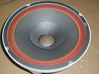 ElectroVoice SP12B Speaker Cone and Whizzer