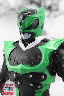 Power Rangers Lightning Collection Psycho Green 01