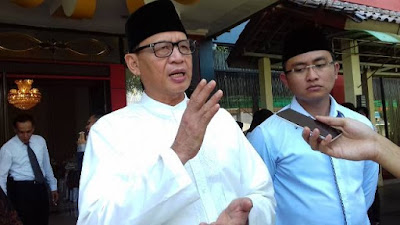 Menkes dan DPD Dukung Kebijakan  Berobat Gratis Gubernur Banten