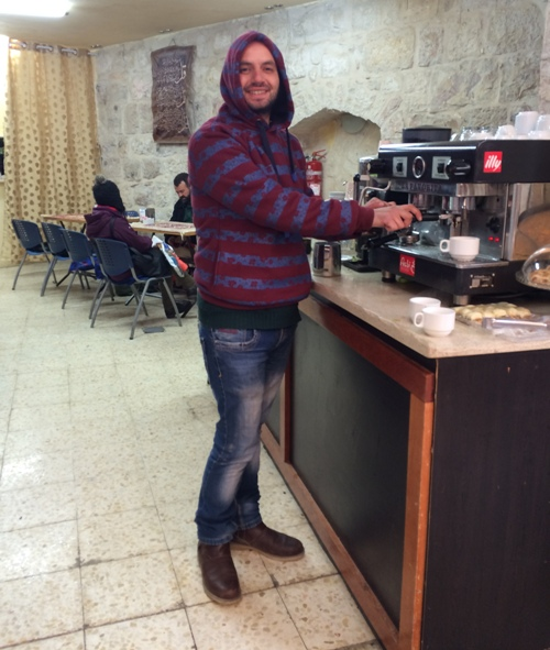 jerusalem coffee shop