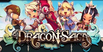 Dragonsaga MOD APK  Terbaru Android v3.1.4 Unlimited hp