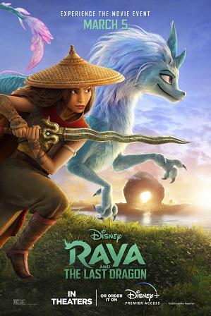 Raya and the Last Dragon (2021) Hindi Dual Audio 300MB Bluray 480p